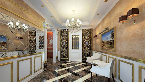 ЖК Sultan Apartments - Интерьер  - Photo №2