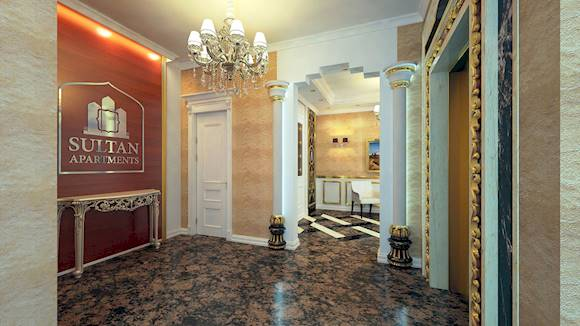 ЖК Sultan Apartments - Интерьер  - Photo №1